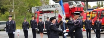 Passation de commandement du CSP Quimper