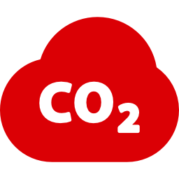 co2 inside cloud